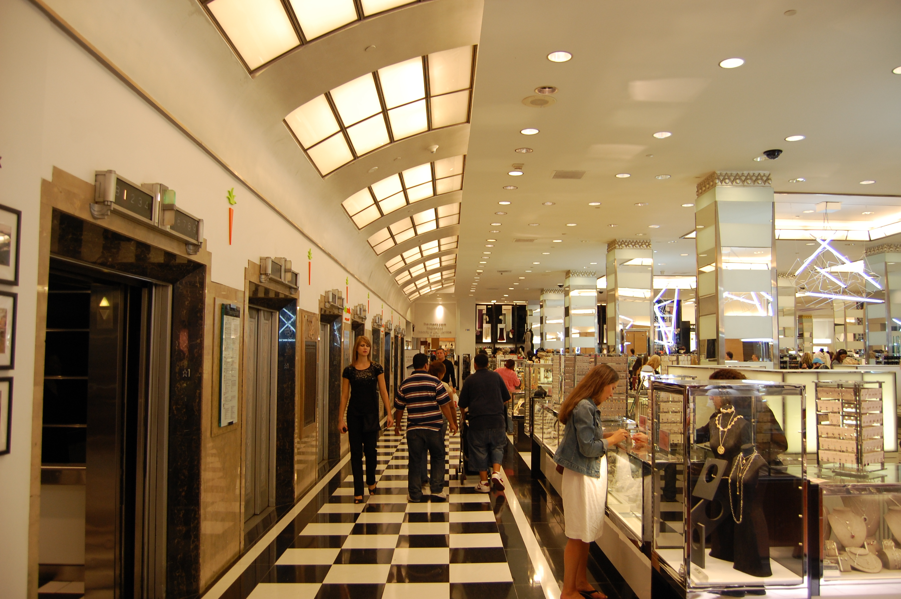 For more than half a century, the New York City-born Century 21 discount department store has been a mecca for the deal-hunting masses who come in search of designer goods at deeply discounted rates. Merchandise is priced at up to 65 percent off of retail rates, with .